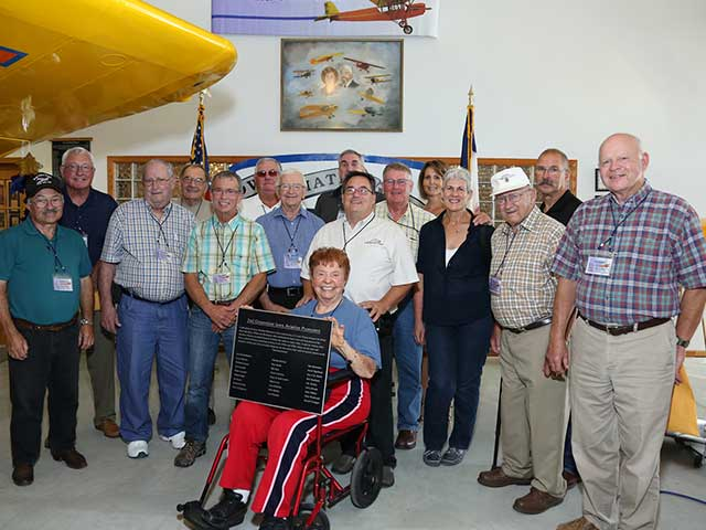 Iowa Aviation Veterans Honored for Lifelong Dedication