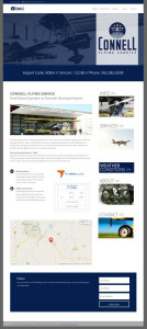 General Aviation Website Design