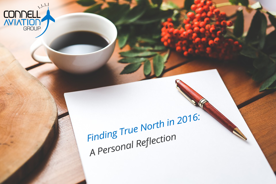 Finding True North in 2016: A Personal Reflection